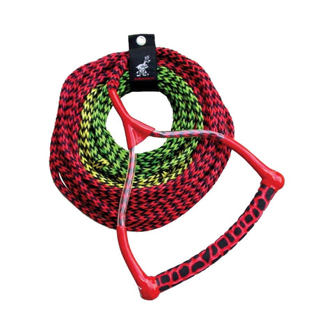Airhead 3-Section Performance Radius Handle Ski Rope
