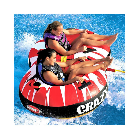 Sportsstuff Crazy 8 Inflatable 2-Rider Towable