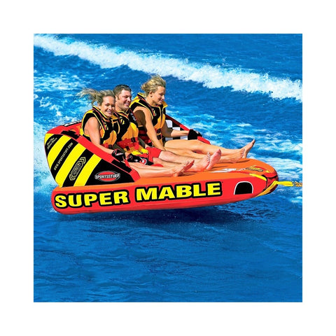 Sportsstuff Super Mable Inflatable 3-Rider Towable