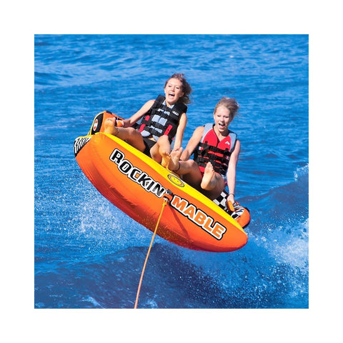 Sportsstuff Rockin Mable Inflatable 2-Rider Towable