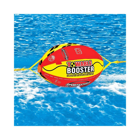 Sportsstuff 4K Booster Ball Inflatable Tow Rope Buoy