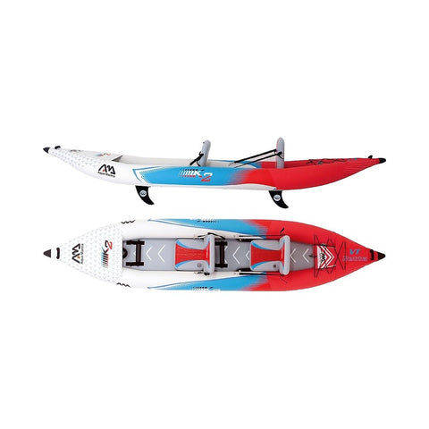 Aqua Marina Betta VT K2 2-Person Inflatable Kayak