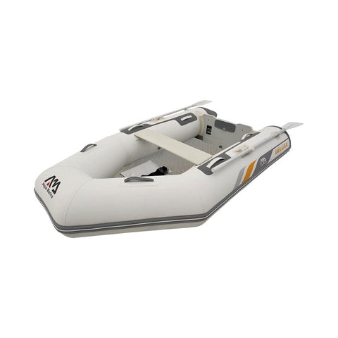 Aqua Marina Deluxe Aluminium Deck Inflatable Sports Boat