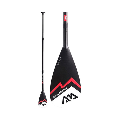 Aqua Marina Carbon Pro 3-Section Paddle (Carbon Fiber)