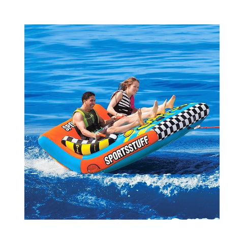 Sportsstuff Rock N' Tow 2 Inflatable 2-Rider Towable