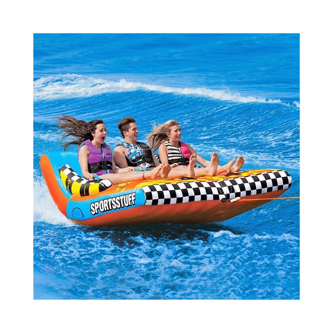 Sportsstuff Rock N' Tow 3 Inflatable 3-Rider Towable