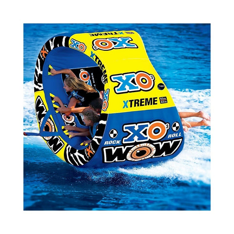 Wow XO Extreme Inflatable 3-Rider Towable
