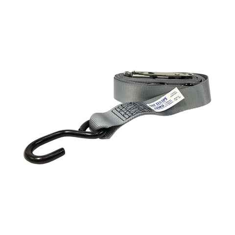 Just Straps Gunwale Over Centre Stainless Steel Buckle Tie-down