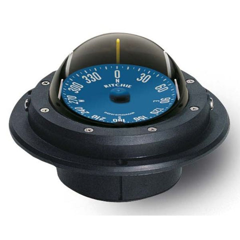 Ritchie Voyager Sailboat Compass, Flush-Mount
