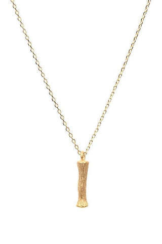 The Azzuro Necklace- 9ct Yellow Gold / Turquoise