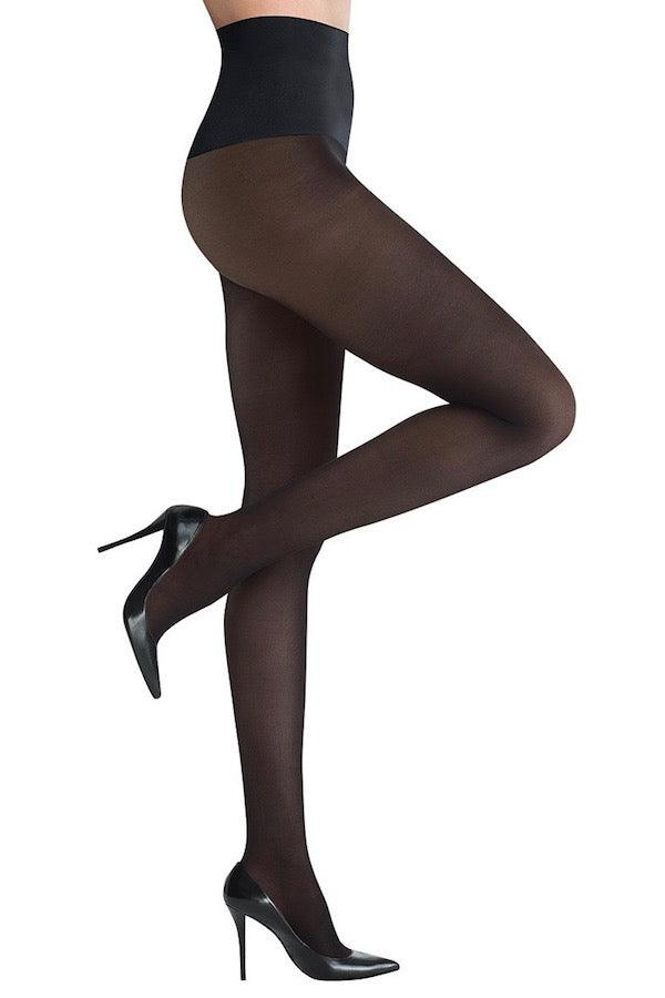 Commando | Semi Opaque Tight Black | Girls With Gems