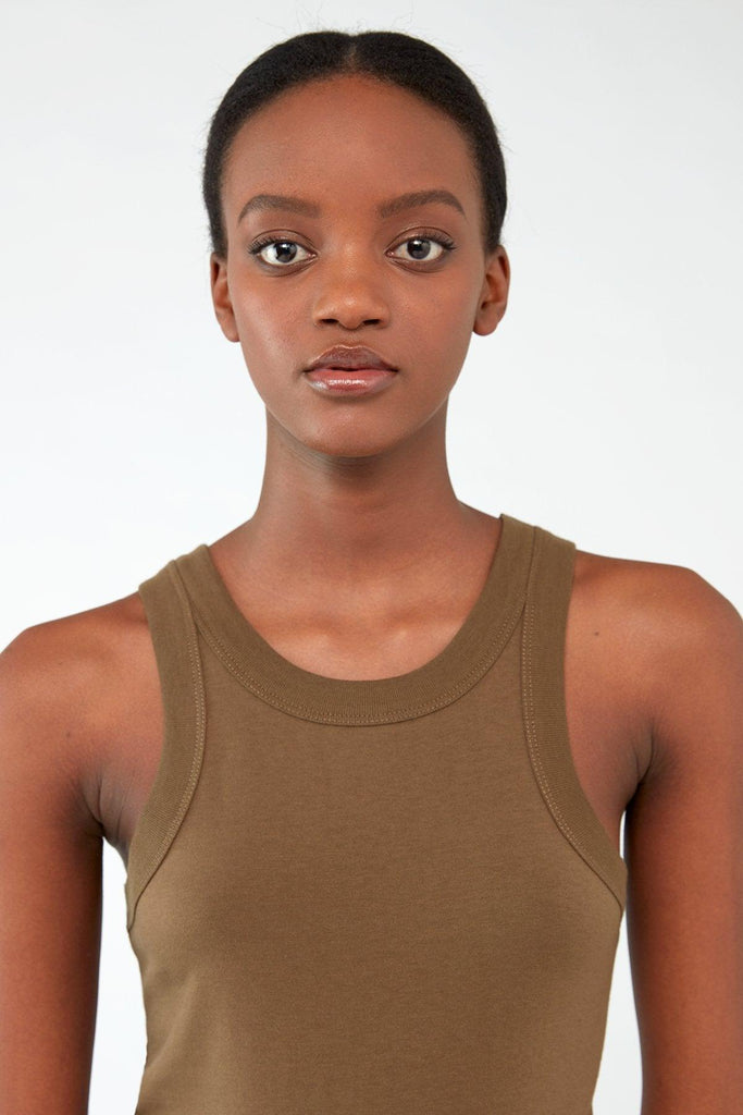 C&M by Camilla and Marc | Park Tank Khaki | Girls with Gems