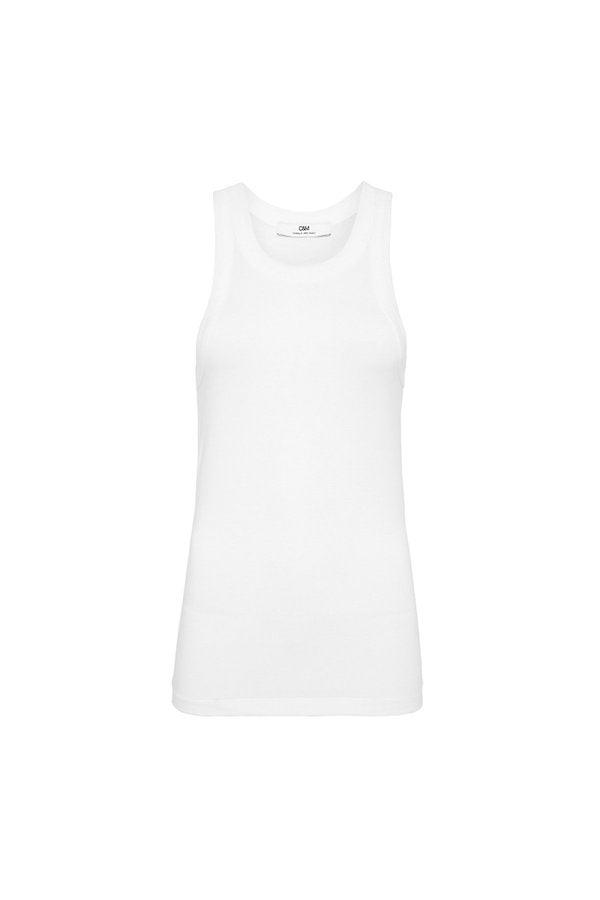 C&M by Camilla and Marc | Park Tank White | Girls with Gems