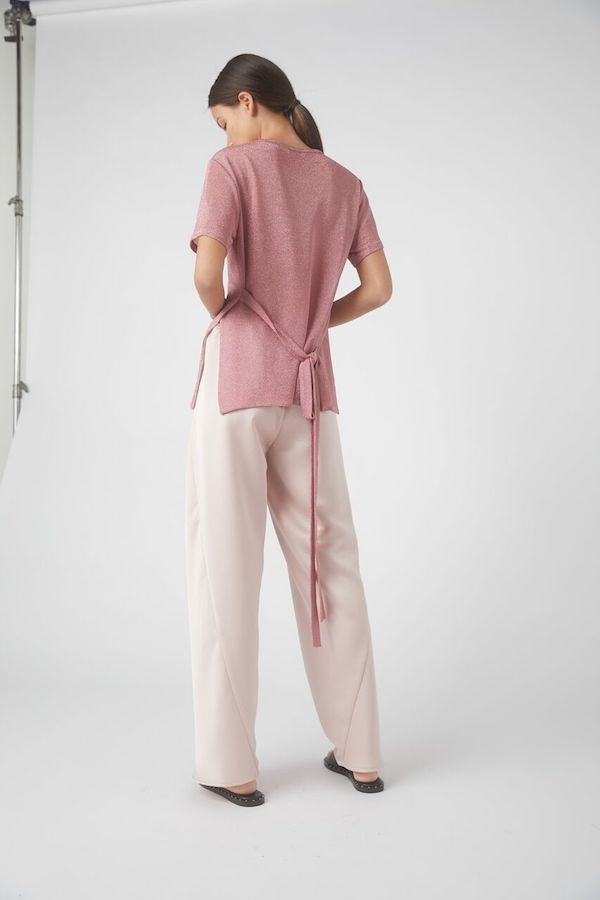 Kacey Devlin| Lounge Pant - Pink | Girls With Gems