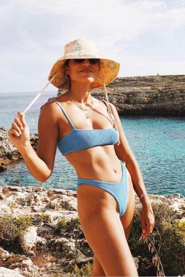 Girls with Gems | Gigi Bikini Sky Blue | Hunza G