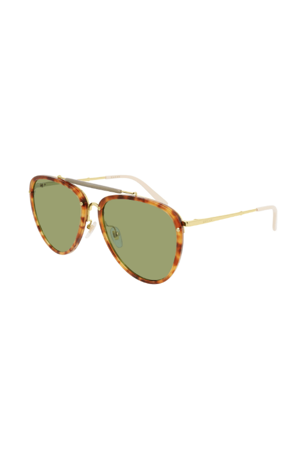Aviator Glasses Tortoise Shell Havana