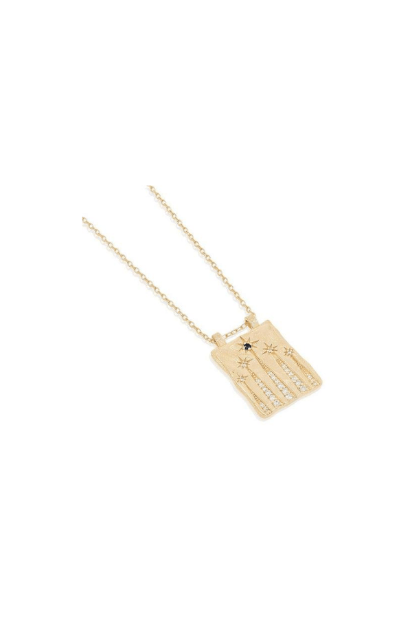 By Charlotte | Gold Magic Of You Necklace | Girls with Gems