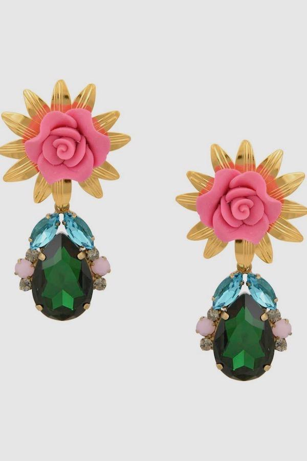Mayol | Emerald Bay Earrings | Girls with Gems
