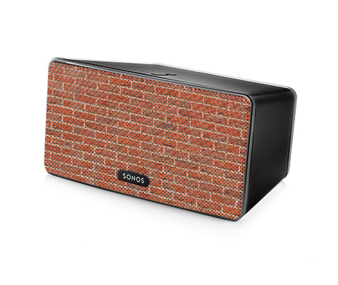 Brick City - Sonos Play:3 Skin