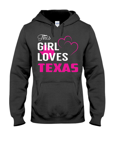 This Girl loves Texas State TShirt