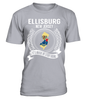 Ellisburg, New Jersey Its Where My Story Begins T-Shirt