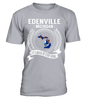 Edenville, Michigan Its Where My Story Begins T-Shirt