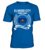 Ellwood City, Pennsylvania Its Where My Story Begins T-Shirt