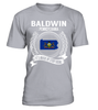 Baldwin, Pennsylvania Its Where My Story Begins T-Shirt