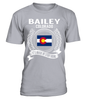Bailey, Colorado Its Where My Story Begins T-Shirt