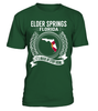Elder Springs, Florida Its Where My Story Begins T-Shirt