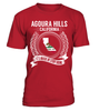 Agoura Hills, California Its Where My Story Begins T-Shirt