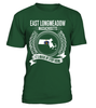 East Longmeadow, Massachusetts Its Where My Story Begins T-Shirt