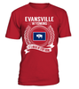 Evansville, Wyoming Its Where My Story Begins T-Shirt