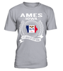 Ames, Iowa Its Where My Story Begins T-Shirt