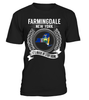 Farmingdale, New York Its Where My Story Begins T-Shirt