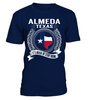 Almeda, Texas Its Where My Story Begins T-Shirt