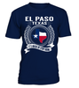 El Paso, Texas Its Where My Story Begins T-Shirt