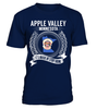 Apple Valley, Minnesota Its Where My Story Begins T-Shirt