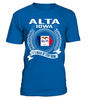 Alta, Iowa Its Where My Story Begins T-Shirt