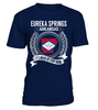 Eureka Springs, Arkansas Its Where My Story Begins T-Shirt