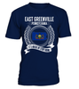 East Greenville, Pennsylvania Its Where My Story Begins T-Shirt