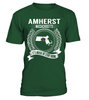Amherst, Massachusetts Its Where My Story Begins T-Shirt