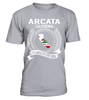 Arcata, California Its Where My Story Begins T-Shirt