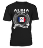 Albia, Iowa Its Where My Story Begins T-Shirt