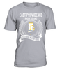 East Providence, Rhode Island Its Where My Story Begins T-Shirt