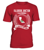 Fallbrook Junction, California Its Where My Story Begins T-Shirt