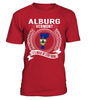 Alburg, Vermont Its Where My Story Begins T-Shirt
