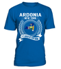 Ardonia, New York Its Where My Story Begins T-Shirt