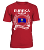Eureka, Kansas Its Where My Story Begins T-Shirt