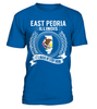 East Peoria, Illinois Its Where My Story Begins T-Shirt